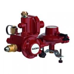 Dujų slėgio reguliatoriai ir įranga