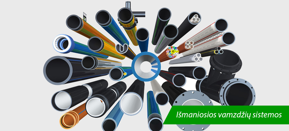 SMART PIPE SYSTEMS