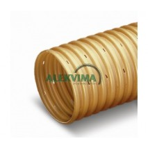 PVC drenažo vamzdis be filtro 58 / 50 mm (50 arba 250m)