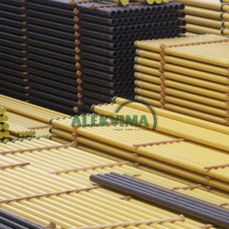 Plieniniai vamzdžiai su PE izoliacija d33.7-219.1mm