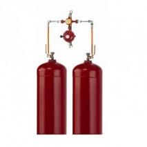 Įranga 2 balionų pajungimui 6 kg/h