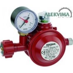 Reguliatoriai mažiems dujų balionams