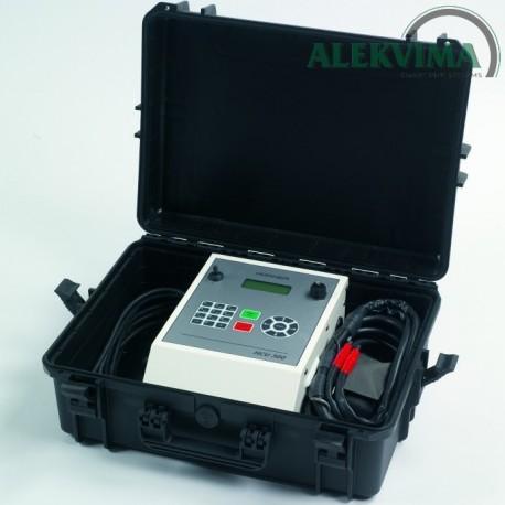 El. vir. jungčių suvirinimo aparatas HCU 300
