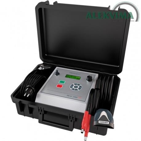 El. vir. jungčių suvirinimo aparatas HCU 300 mini