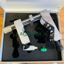 Sukamasis vamzdžių galų ir balnų skutiklis d63-180 mm