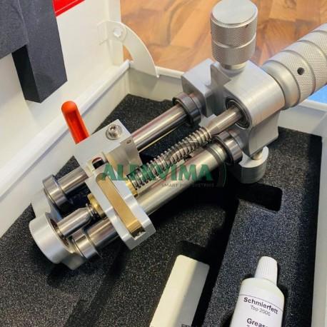 Sukamasis vamzdžių galų skutiklis d32-160 mm