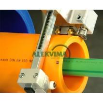 Sukamasis vamzdžių galų skutiklis d20-63 mm