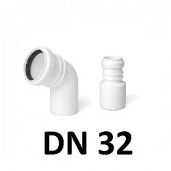PP jungtys DN32
