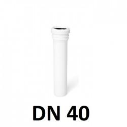 PP vamzdžiai DN40