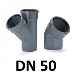 PP jungtys DN50