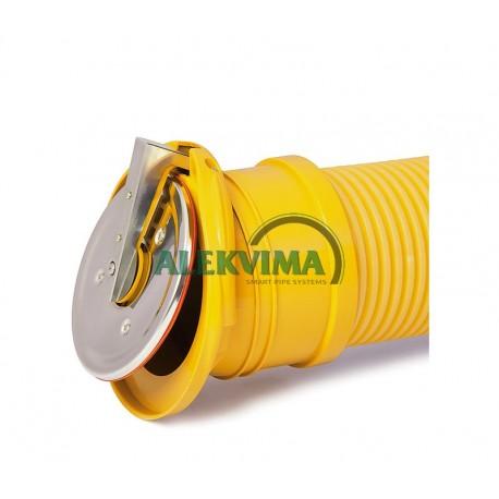Universalus drenažo išleidimo vožtuvas DN 72-100 mm