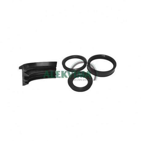 Universali IN-SITU jungtis tarpinė 160 mm