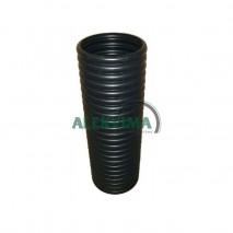 PVC gofruotas šulinio stovas 425 po 1 - 6 m